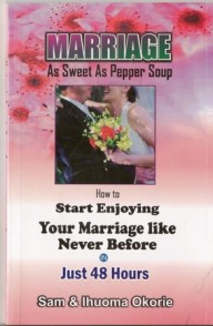 Marriage As Sweet As Peppersoup